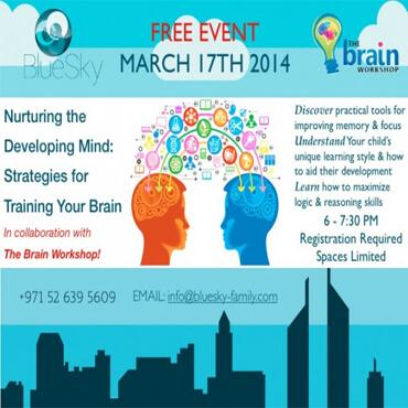 Nurturing the developing mind